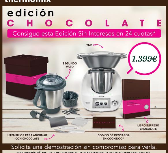 Edición chocolate.