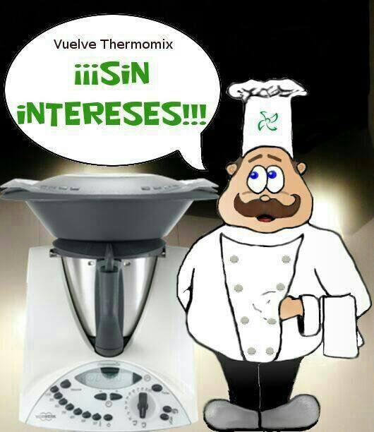 Thermomix® SIN INTERESES EN ALMERIA
