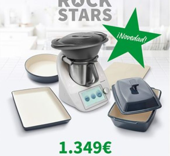 Thermomix® ROCK STARS