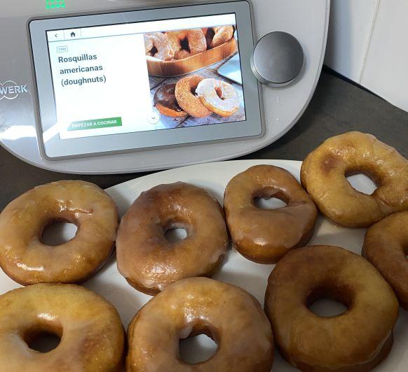 Doughnuts caseros