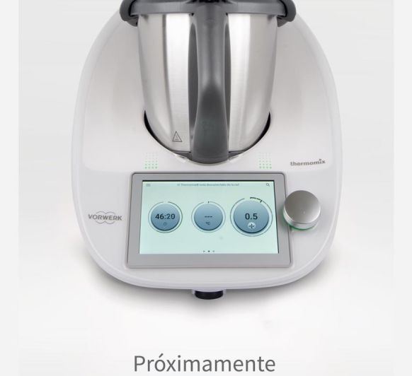 Lanzamiento Thermomix® TM6