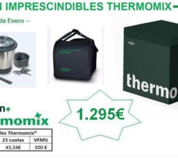 Thermomix® Segundo Vaso y Bolsa Transporte