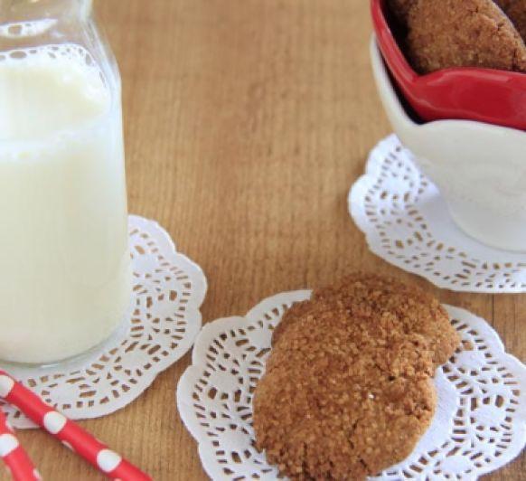 Galletas rúsicas con harina de quinoa