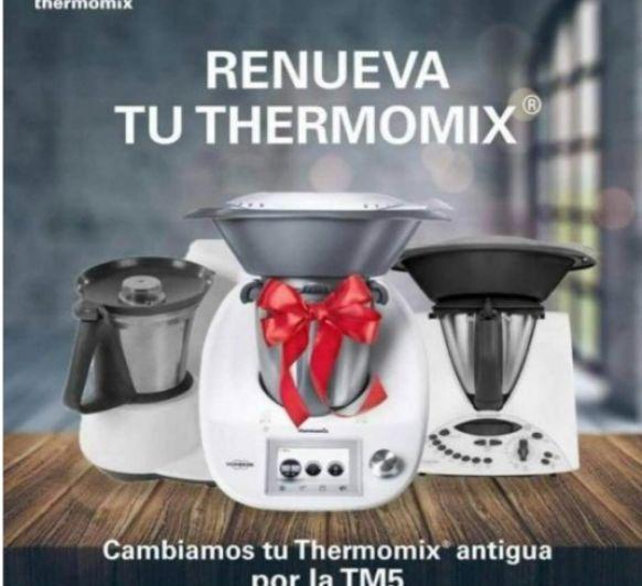 Renueva tu vieja Thermomix® y pasate a la era digital
