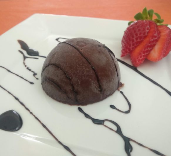BOMBÓN HELADO DE CHOCOLATE