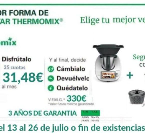 Nueva Edición con Thermomix® !!!!