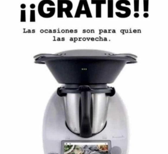 Cocina GRATIS con Thermomix® !!!!