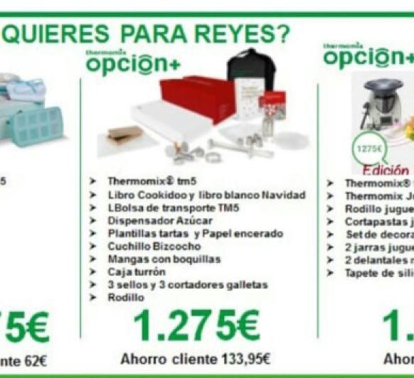 Thermomix® para Reyes