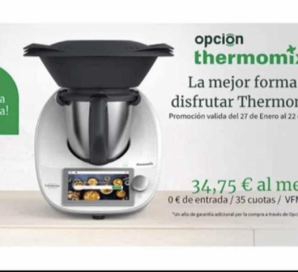 REBAJADA Thermomix® !!!!!!