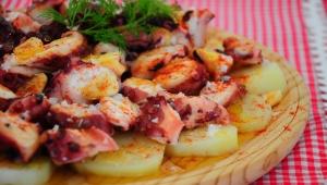 Tres formas de cocinar pulpo a la gallega con Thermomix®