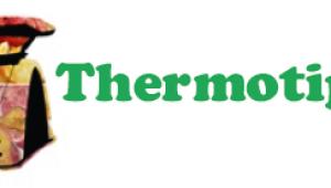 TROCEAR Y TRITURAR EN Thermomix®